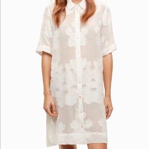 Aritzia Wilfred Shirt Dress